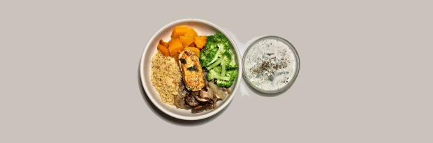 couscous-and-veggie-bowl